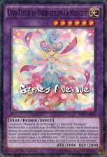 Yu-Gi-Oh ! Diva Fleur la Choriste de la Musique SP17-FR036 (SP17-EN036) VF/Foil