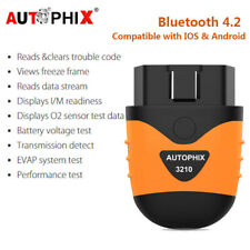 Autophix 3210 OBD2 Bluetooth Car Diagnostic Tool for IOS & Android Code Reader