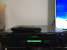 SONY SLV-E80 VHS Video Recorder TOP....