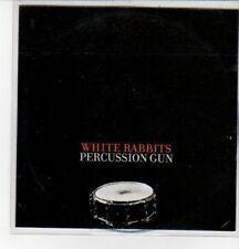 (CZ146) White Rabbits, Percussion Gun - 2009 DJ CD