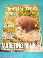 SHOOTING TIMES - KEVIN PIETERSEN - MAY 24 2007
