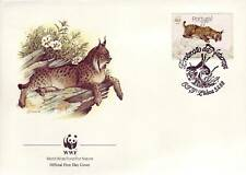 648+ FDC ENVELOPPE 1er JOUR ANIMAUX SAUVAGES PORTUGAL