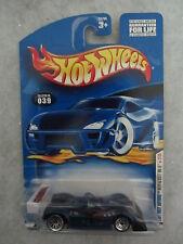 Hot Wheels  1st Editions 2001-039  Riley & Scott MK III  NOC 1:64 Scale (717+)