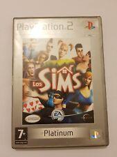Los SIMS PlayStation 2 ps2 pal España y completo