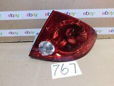 05 06 07 08 09 Cobalt 4 Door PASSENGER Side tail light Used rear Lamp #767-T