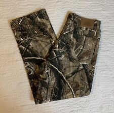 RedHead Camouflage Jeans Men Size 32x30 Hunting Camo Relaxed Straight Casual
