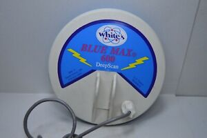 """WHITE'S BLUE MAX 600 DEEP SCAN 6"""" COIL"""