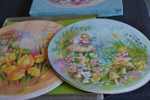 Vintage Greetings Round 13 Cards & Env. Get Well Asst. SCRIPTURE ANGELS FAIRY