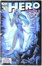 ESAR1333. HERO COMICS 2012 by IDW 6.5 FN+ (2012) J. SCOTT CAMPBELL Cover/Pin-Ups