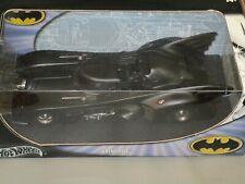 1989 Convertible Hot Wheels Bat Mobile 2003 Batman Return 1:18 Metal Collection