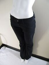 FCUK French Connection Black Classic Fit Womens Denim Jeans Sz 28 NWT $119
