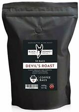 Devil's Roast 🔱 Extra-Strong Highly Caffeinated Bold Coffee 🔱 50 Coffee