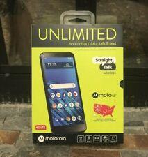 New in Box Motorola Moto e6 - Straight Talk Smart Phone Fast Free Shipping