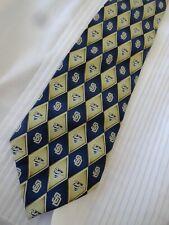 Eagle Neckwear San Diego Padres MLB Baseball California Necktie