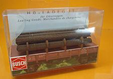 Busch 1687 Ladegut Stahlbündel H0