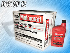 MOTORCRAFT MERCON SP AUTOMATIC TRANSMISSION FLUID - XT-6-QSP -12 BOTTLES (QUART)