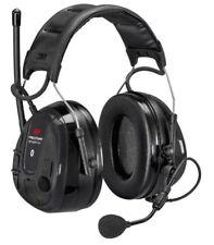 3M Peltor MRX21A2WS6 WS Alert XP Headband Headset Black