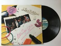 NEW EDITION All For Love 1985 MINT vinyl LP  MCA 5679 Bobby Brown w/hype sticker