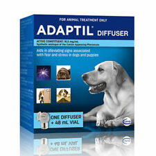 Adaptil Calming Pheromone Diffuser and 48 Ml Refill for Dogs/Puppies