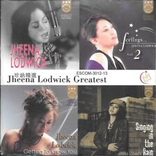 Jheena Lodwick Greatest CD