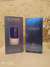 Givenchy Pour Homme Blue Label Eau De Toilette 100 ml. 3.3 FL.OZ.