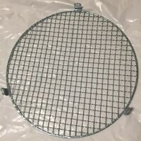 """Galvanized Steel Air Vent Round Grille Ducting Ventilation Cover Outlet 1/2""""Mesh"""