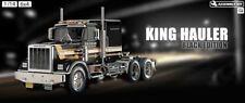 Tamiya - RC King Hauler Black Edition