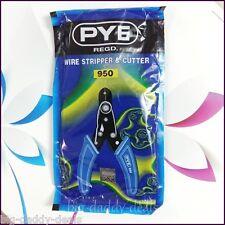 Original PYE-950 Heavy Duty High Quality Wire Stripper & Cutter (Insulated)