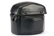 Rolleiflex Tasche Bereitschaftstasche Kameratasche Case schwarz Rollei SL 26