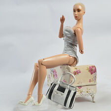 16 FR Sybarites JamieShow /Ficon/NUMINA/Modsdoll/Kingdom Doll White Pumps/Shoes.