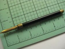 Vintage C. M. Fisher Dip Pen Sliding Gold Nib Propelling Pencil Combination HCHR