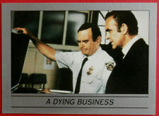 JAMES BOND - DIAMONDS ARE FOREVER - Card #63 - A DYING BUSINESS - Eclipse 1993