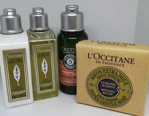 L'Occitane Women's Mini Gift Set -  Verbena Travel  Gift Set