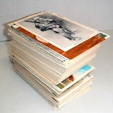 Mixed Box Full of 287 Vintage Postcards from an Estate