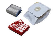 Set 8 Staubsaugerbeutel HEPA Carbon Filter Motorfilter für LUX Intelligence