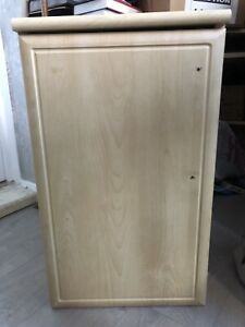 2 Office Wall Units Maple