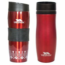 Trespass 400ml Insulated Thermal Travel Mug