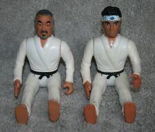 Remco - Karate Kid - Daniel LaRusso - Mr. Miyagi - NICE!