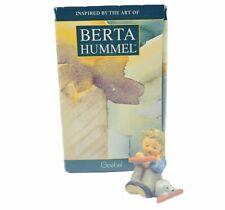Berta Hummel Goebel figurine vtg nib box ornament 935012 Sharing Christmas sweet