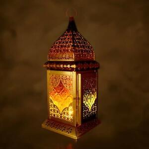 Schöne Marokkanische Hängende Laterne / Teelicht Kerze Halter Für Heim
