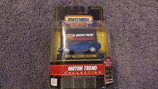 1998 Chevy Corvette Coupe 1:64 Diecast Matchbox Motor Trend Collection
