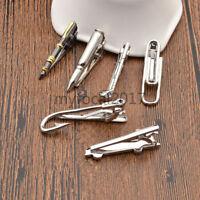 Clasp Creative Jewelery Men's Accessories Necktie Tie Bar Pins Clips Tie Decor
