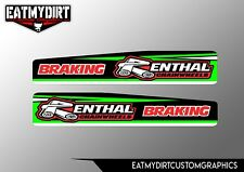 FOR KAWASAKI KXF 250 450 2006-2017 FULL SWING ARM GRAPHICS STICKERS  DECALS MX