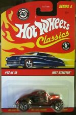 Hot Wheels Classics Series 4 #12 Neet Streeter - Red