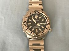 SEIKO baby tuna monster automatic diver 200m watch