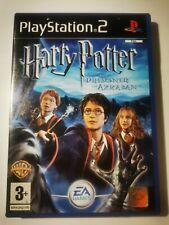 Harry Potter & the Prisoner Of Azkaban PS2 (Sony PlayStation 2 2004) Game Manual