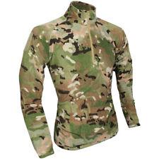 Viper Tactical Army Cadet Mens Elite Mid-Layer Fleece Camping Hiking V-Cam Camo
