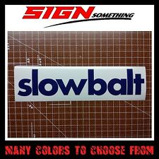 Vinyl Decal cobalt ss Slowbalt Sticker