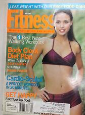 Fitness Magazine Body Clock Diet Plan May 1998 080917nonr