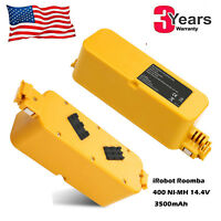 3500mAh Vacuum Battery For iRobot Roomba APC 400 4000 4905 4210 Discovery Series